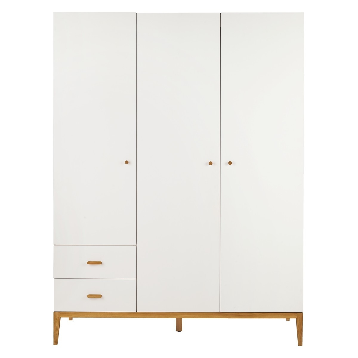 Buy Now At Habitat Uk In Two Door White Wardrobes (View 12 of 15)