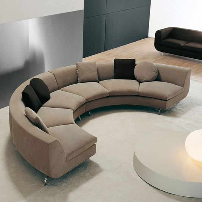 C Shaped Sofas For Most Up To Date Sectional Sofa (View 2 of 10)