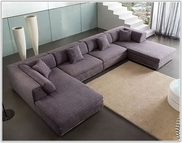 C Shaped Sofas In 2017 Sectional Sofa (View 3 of 10)