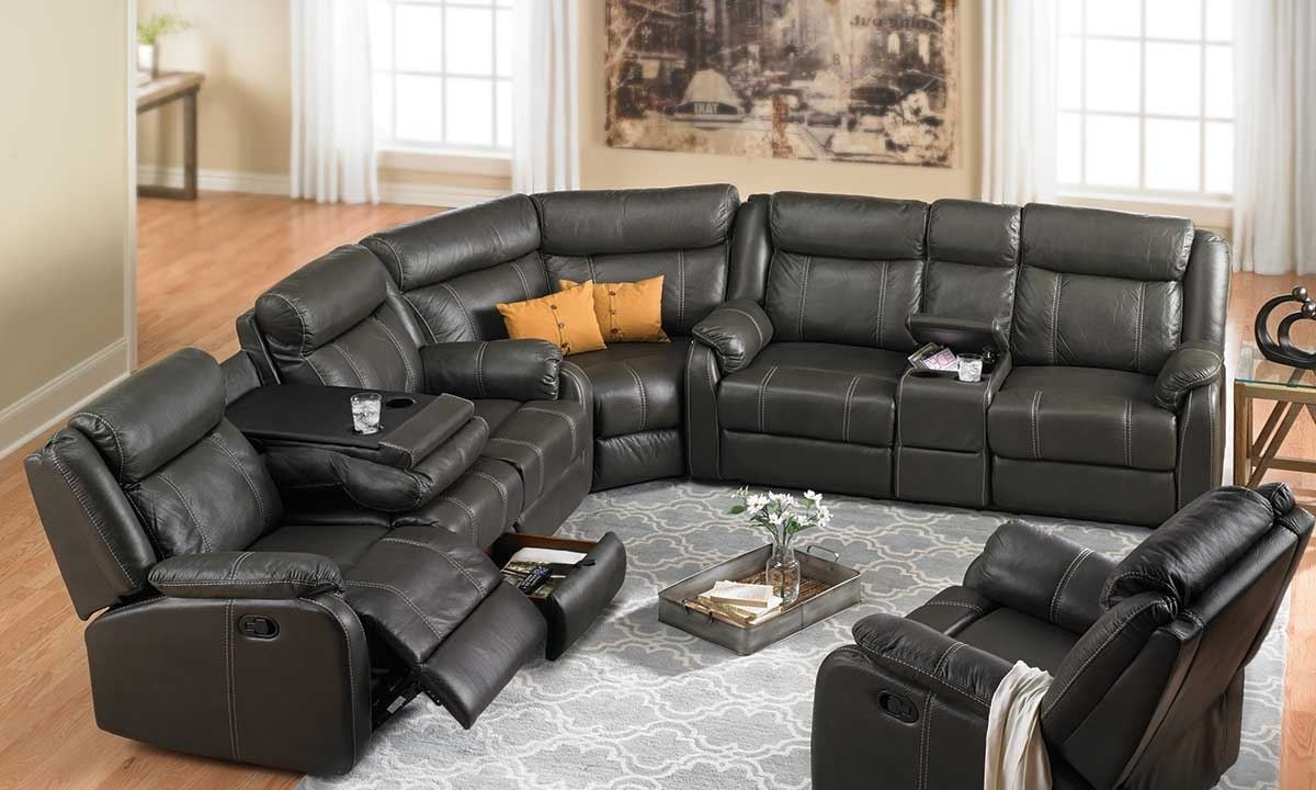 Featured Photo of Reclining Sofas With Chaise