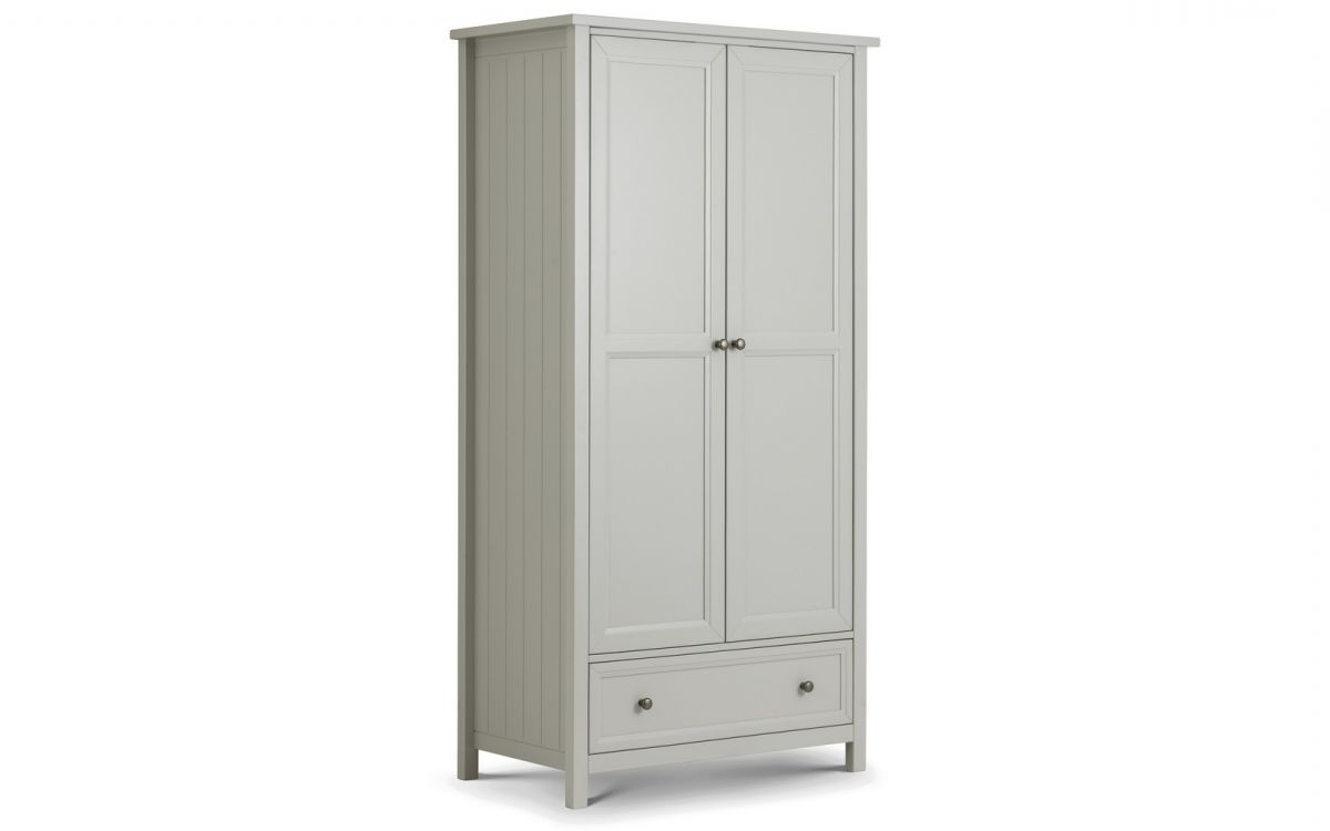 Cameo 2 Door Wardrobes In Newest Maine 2 Door Combination Wardrobe (View 4 of 15)