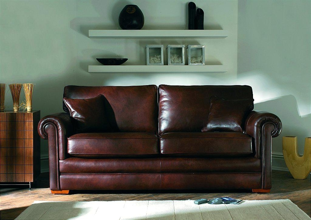 Canterbury Leather Sofas For Latest Knoll Leather Sofa Parker Knoll Canterbury Leather Sofas – Brightmind (View 10 of 10)