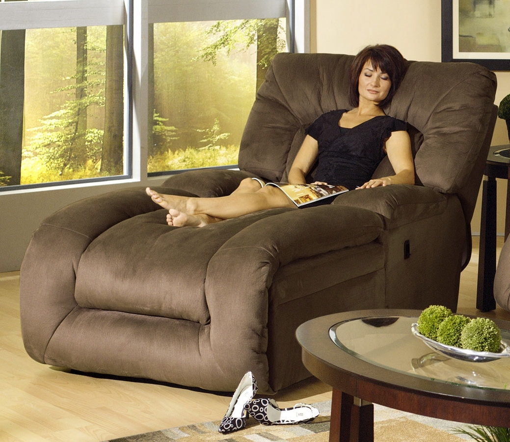 Catnapper Jackpot Reclining Chaise Cn 3989 At Homelement Throughout 2018 Chaise Lounge Recliners (View 7 of 15)