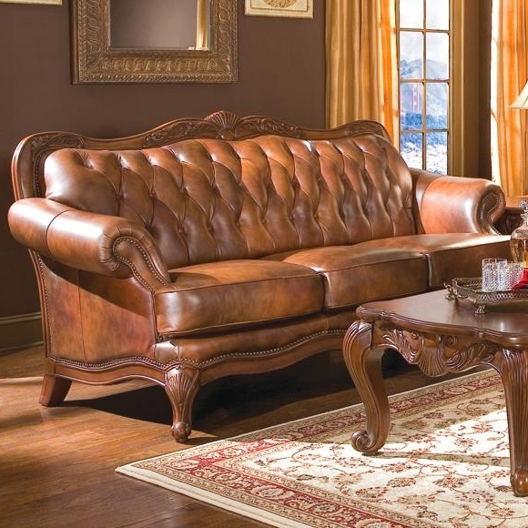 Catosfera Within Favorite Victorian Leather Sofas (View 1 of 10)