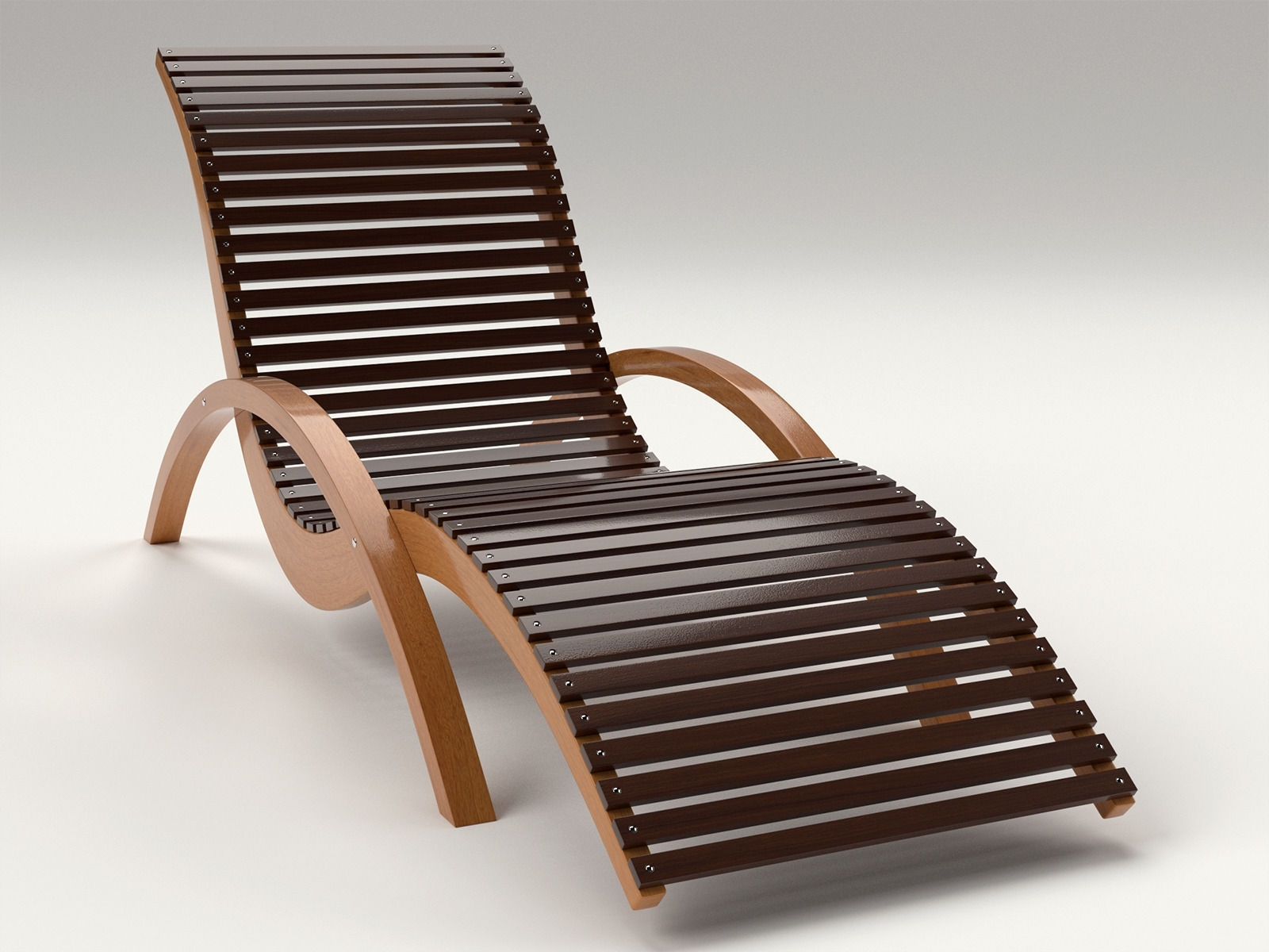 Cgtrader Within Trendy Chaise Lounge Chairs For Backyard (View 10 of 15)