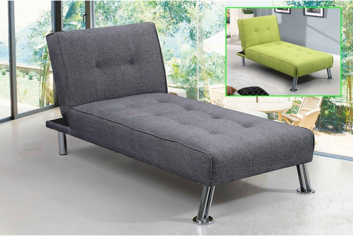 Chaise Beds Regarding Recent Sofa Bed With Chaise Lounge Uk (View 9 of 15)