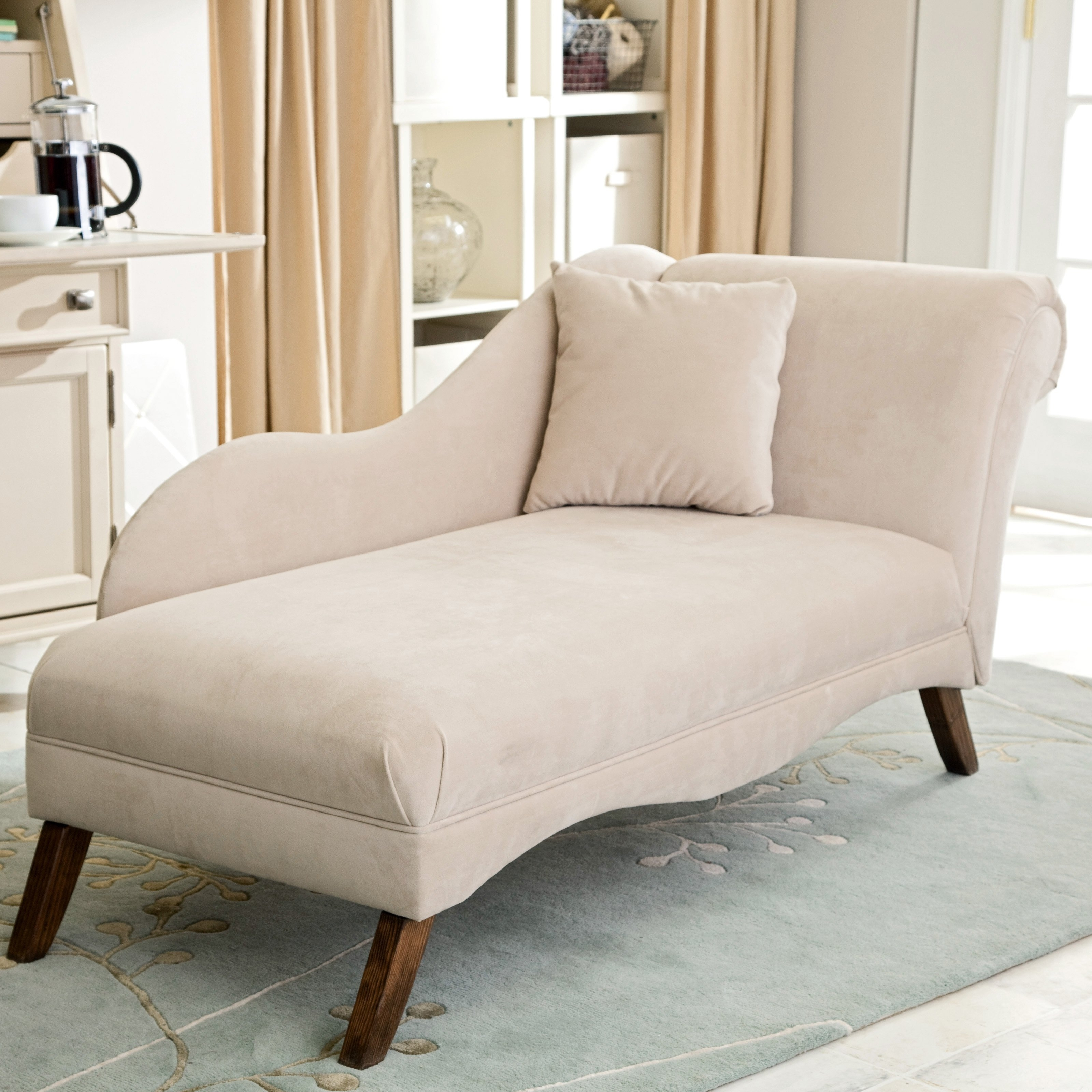 Chaise Chairs With Regard To Recent Chaise Lounge Chair – Symbol Of Style And Practicality (View 5 of 15)