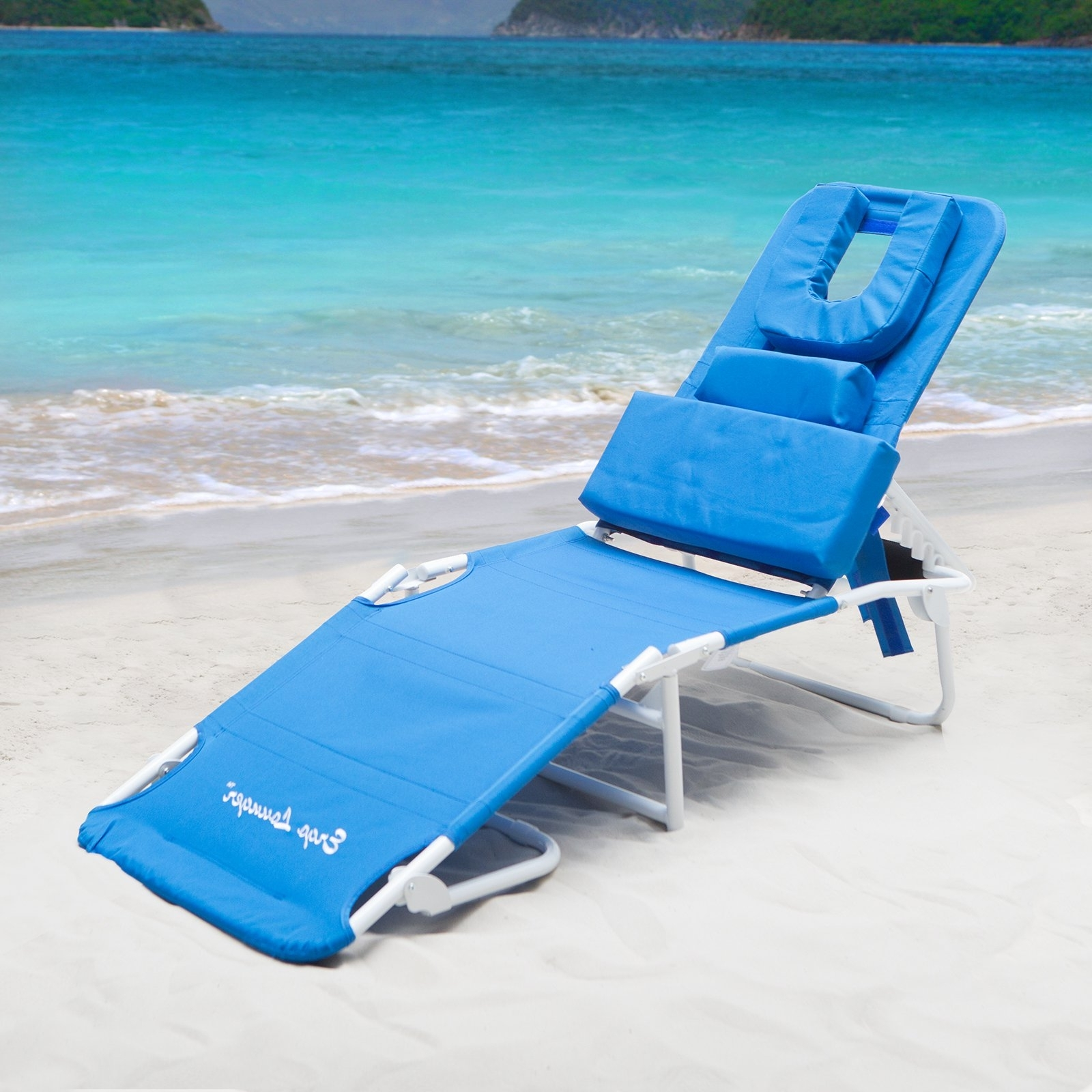 Chaise Lounge Beach Chairs Within Fashionable Modern Beach Chaise Lounge Chairs Best House Design : Design Beach (View 12 of 15)