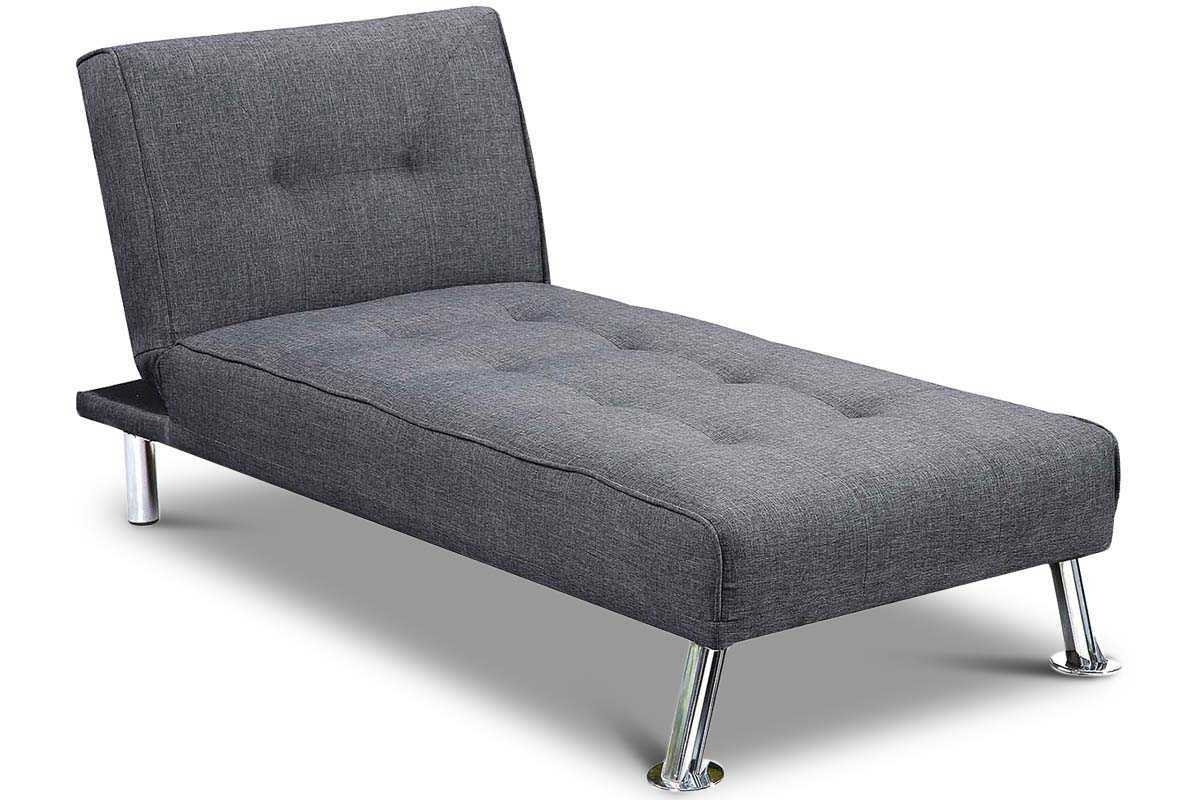Chaise Lounge Beds Inside Latest Cheap Sofa Beds, Single Sofa Bed, Small Sofa Bed, Free Uk Delivery (View 2 of 15)