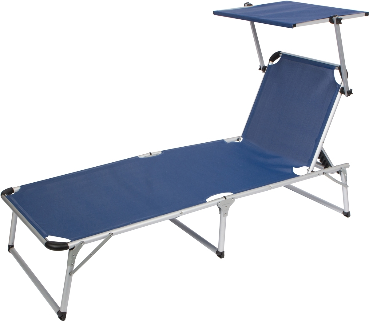 Chaise Lounge Chair With Canopy Throughout Newest Adjustable Beach Chairs – Sadgururocks (View 9 of 15)