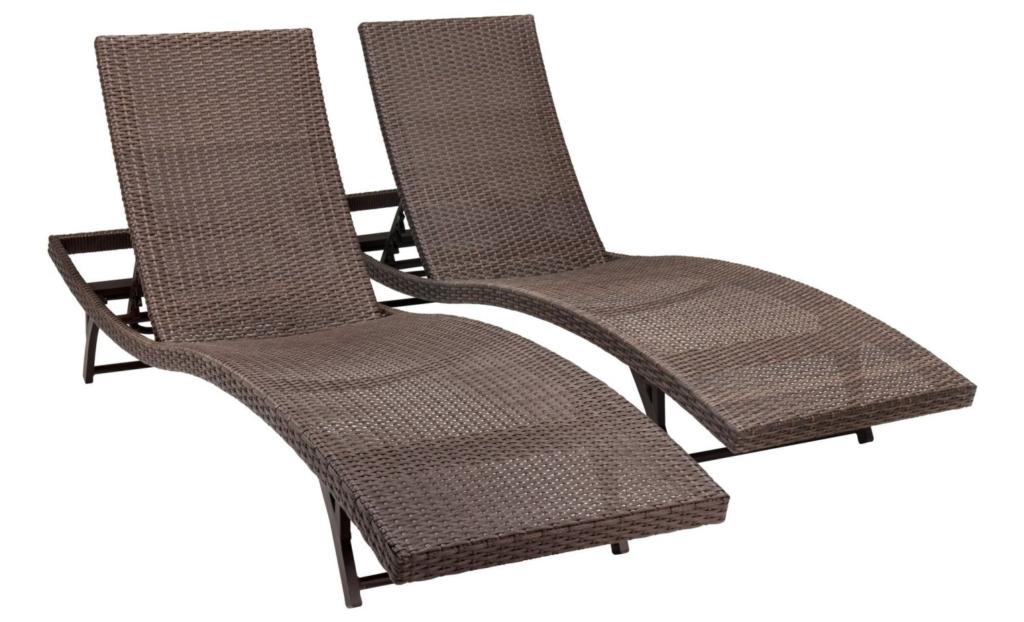 Chaise Lounge Chairs In Toronto Regarding 2018 Chair : Amazing Chaise Lounge Chair Outdoor Posada Patio Chaise (View 4 of 15)