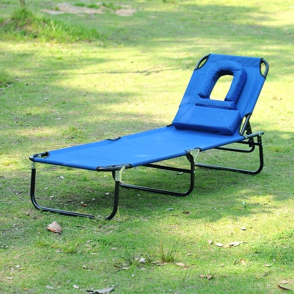 Chaise Lounge Chairs With Face Hole For Most Recently Released Beach Lounge Chair With Face Hole • Lounge Chairs Ideas (View 5 of 15)
