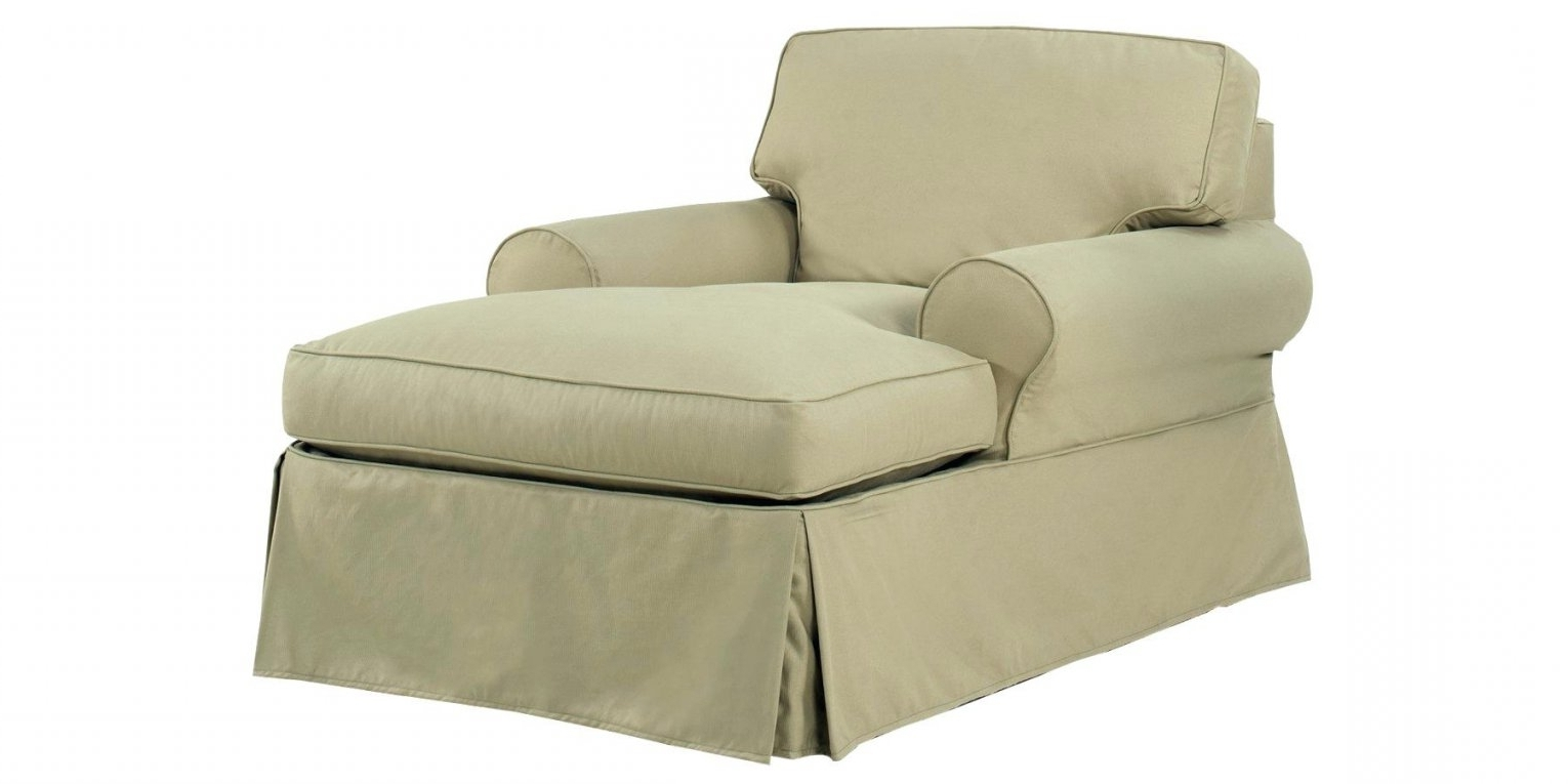 Chaise Lounge Slipcovers In Recent Chaise Lounge Furniture Covers (View 7 of 15)