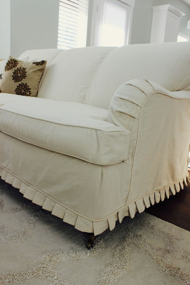 Chaise Lounge Slipcovers In Trendy Furniture: (View 8 of 15)