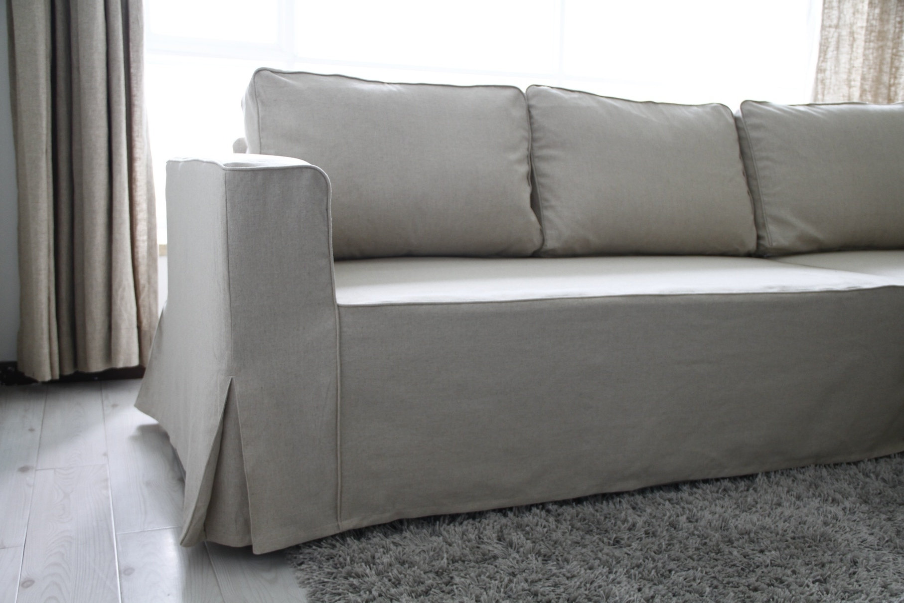 Chaise Lounge Sofa Covers With Regard To Widely Used Great Chaise Lounge Sofa Covers 57 On Modern Sofa Inspiration With (View 15 of 15)