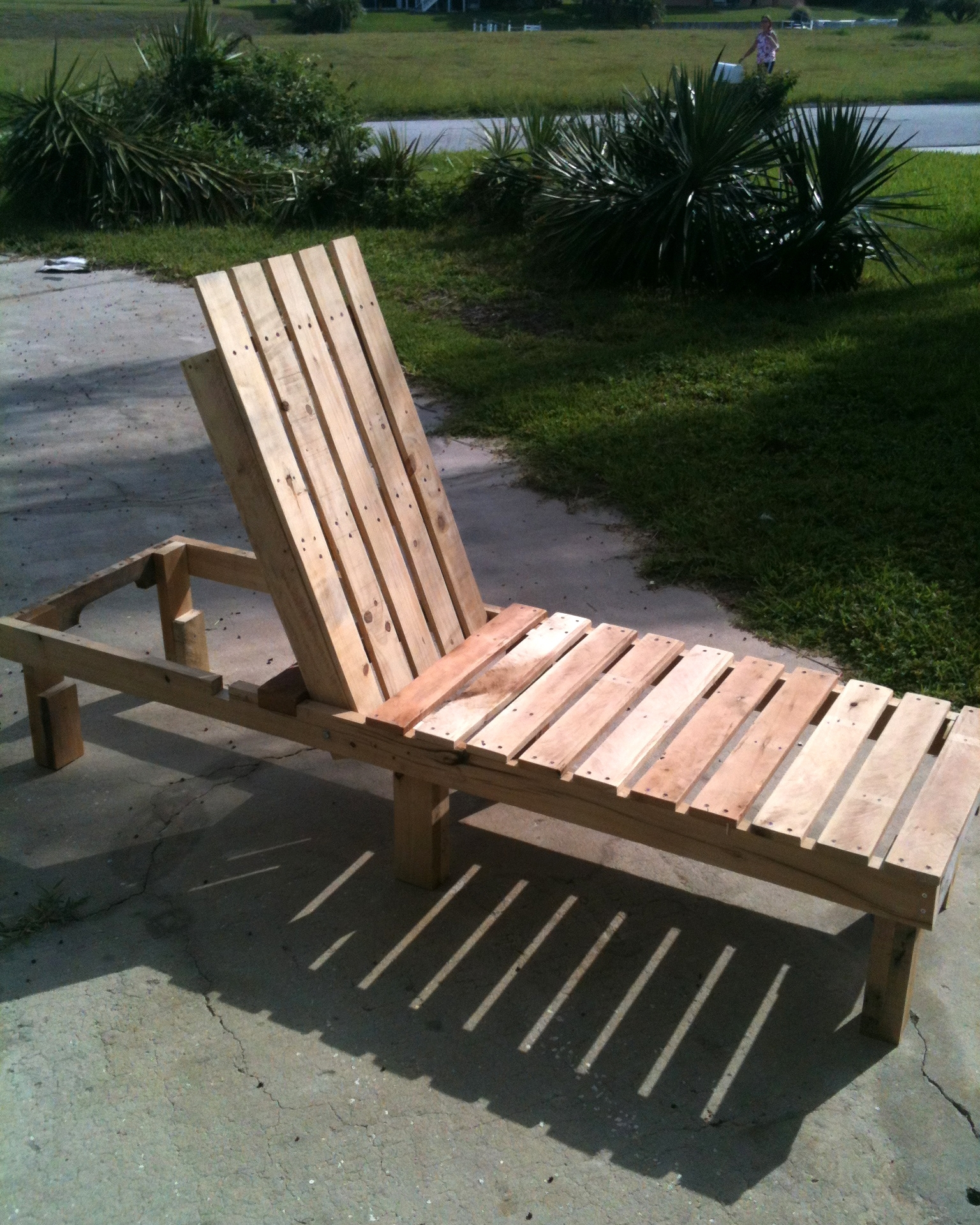Chaise Loungepallirondack – Diy Projects Pertaining To Preferred Diy Outdoor Chaise Lounge Chairs (View 13 of 15)
