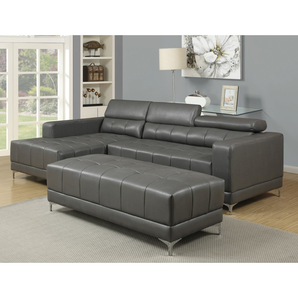 Chaise Loveseats Throughout Best And Newest Wynn Sectional – Rsf Chaise, Laf Loveseat – Grey (Uwd133) : Living (View 11 of 15)