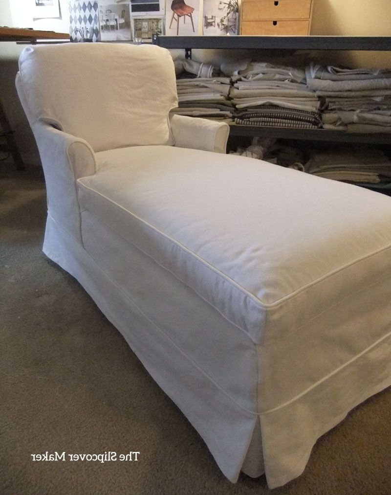 Featured Photo of Chaise Slipcovers