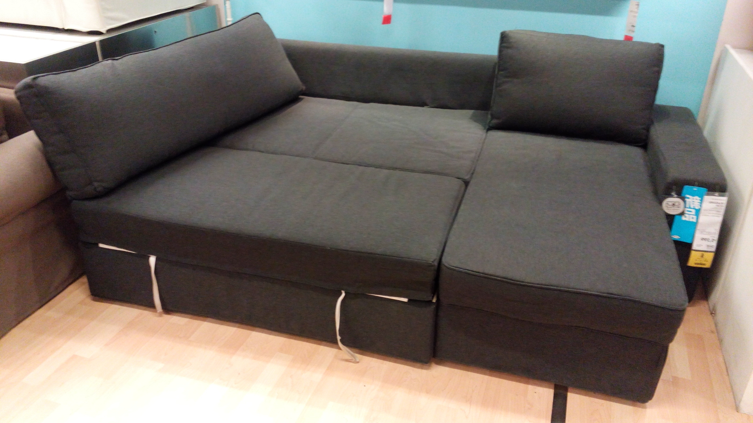 Chaise Sofa Beds For Well Known Ikea Vilasund And Backabro Review – Return Of The Sofa Bed Clones! (View 5 of 15)