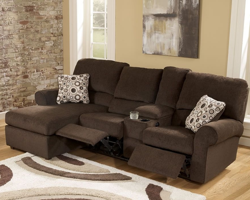 Charming Small Sectional Recliner Google Search Living Room Decor Throughout Current Sectional Sofas For Small Spaces With Recliners (View 2 of 10)