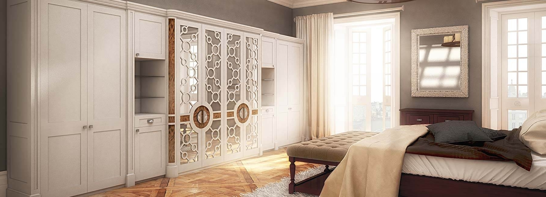 Cheap Bedroom Wardrobes With Regard To Most Current How Much Are Fitted Wardrobes Uk Bespoke Cheap Cheshire Mould In (View 15 of 15)