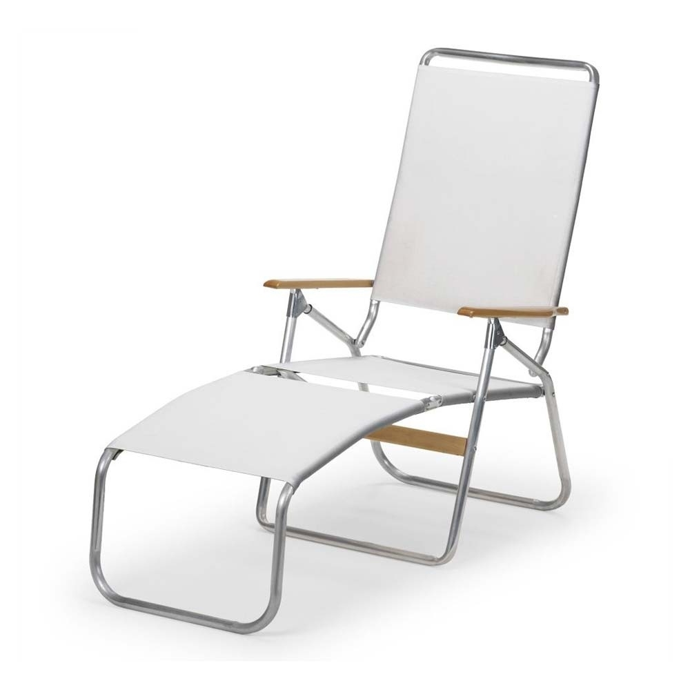 Cheap Folding Chaise Lounge Chairs For Outdoor With Regard To Famous Casual Folding Lounge Chair Outdoor (View 3 of 15)