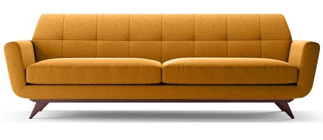 Cheap Retro Sofas Pertaining To Current Mid Century Modern Furniture 'manu Tailer' Joybird Furniture (View 5 of 10)