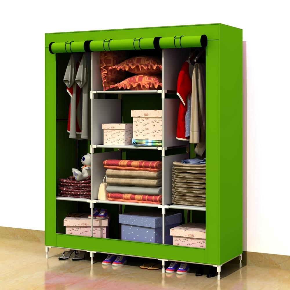 Cheap Wardrobes Sets With Regard To Best And Newest Furniture : Bedroom Wardrobe White Wardrobe Wardrobe Design Small (View 7 of 15)