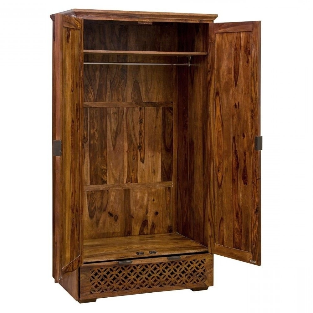 Cheap Wooden Wardrobes Within Trendy Image Of Brilliant Design Cheap Wooden Wardrobes 0452601 Pe (View 6 of 15)