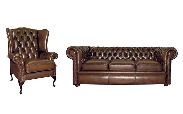 Chesterfield Sofa, Chesterfield And Sitting Rooms (View 1 of 10)
