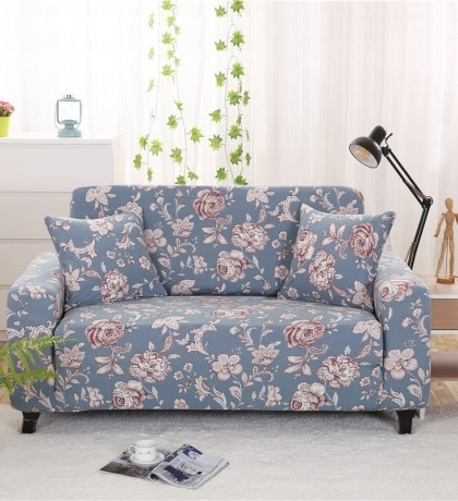 Chintz Fabric Sofas For Most Current Chintz Sofa Chintz Sofa Chintz Fabric Sofas Floral Chintz Sofa (View 1 of 10)