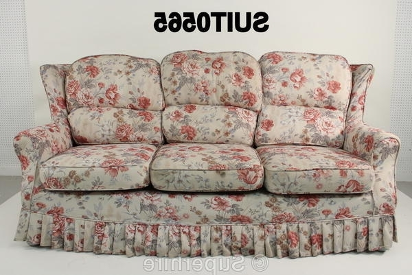 Chintz Floral Sofas Pertaining To Well Known Superhire (View 1 of 10)