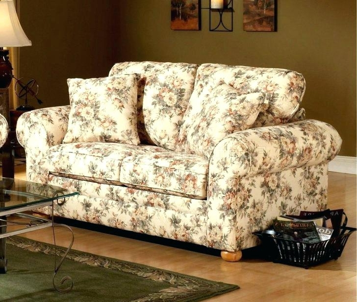Chintz Sofa Chintz Covered Sofas Chintz Chairs Flower Print Sofa With Regard To Well Liked Chintz Covered Sofas (View 5 of 10)