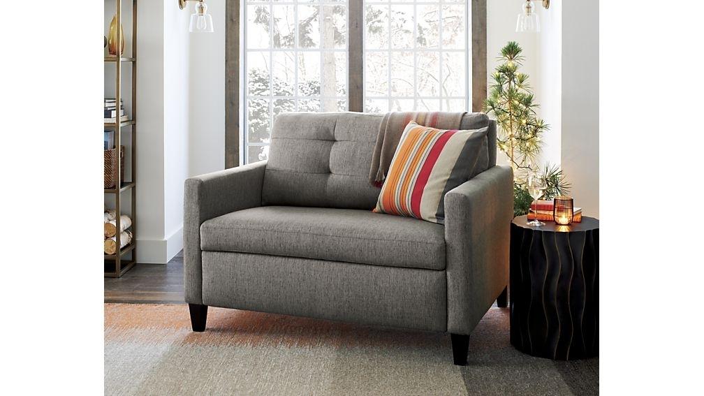 Cintascorner Twin Size Regarding Twin Sofa Chairs (View 3 of 10)