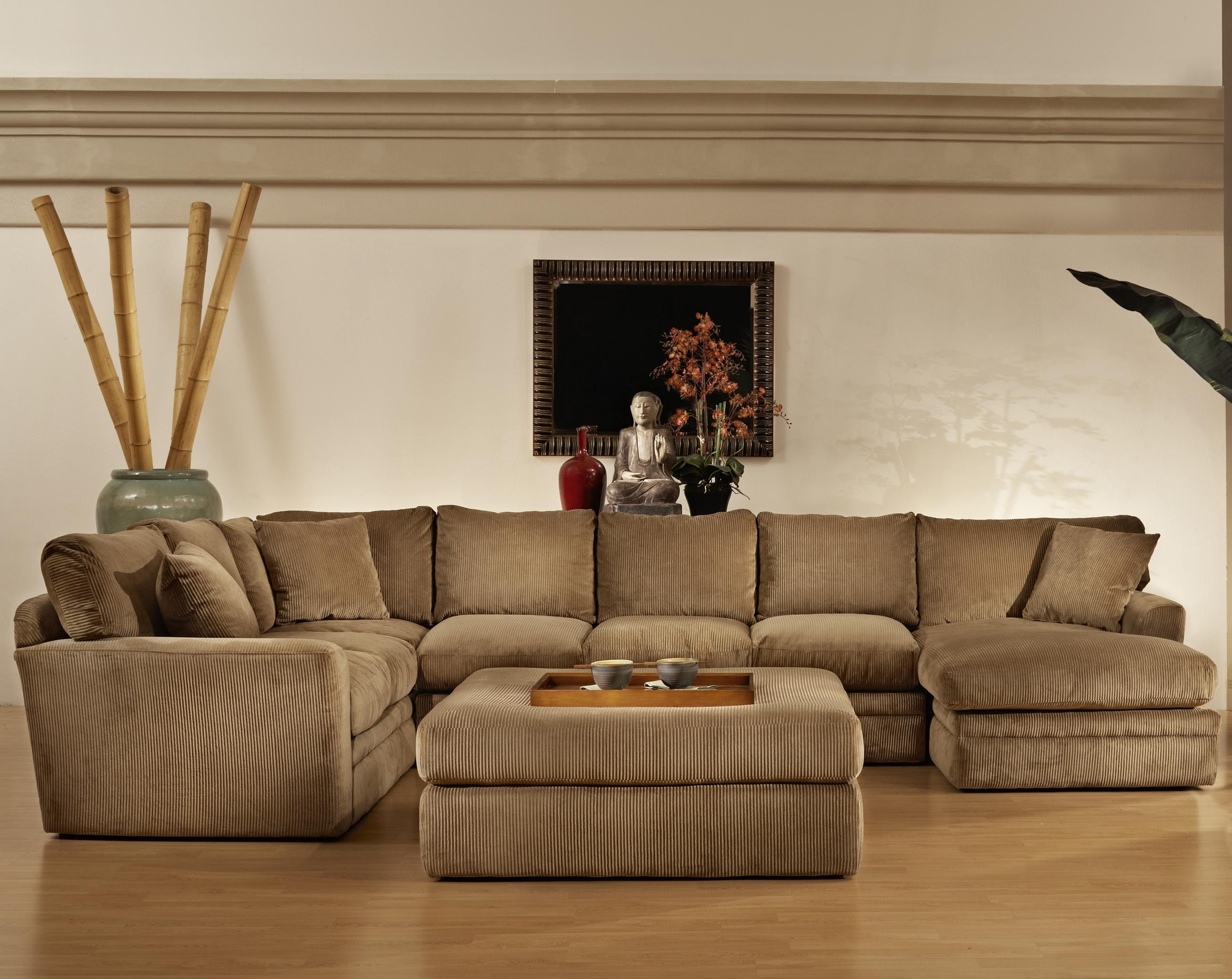 Coffee Table For L Shaped Sectional Sectionals For Small Living With Most Recently Released Reclining Sectionals With Chaise (View 4 of 15)