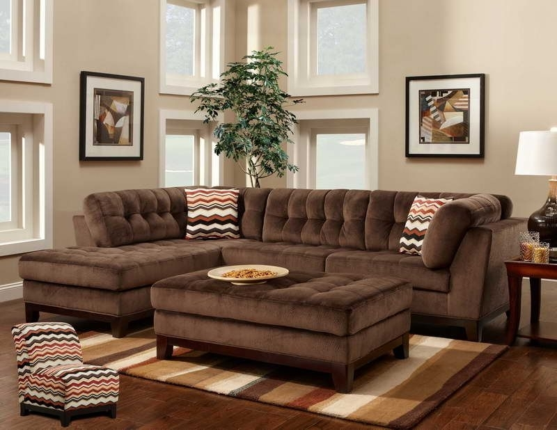 Comfortable Large Sectional Sofas : Furnitures Living Room Elegant For Most Current Elegant Sectional Sofas (View 2 of 10)