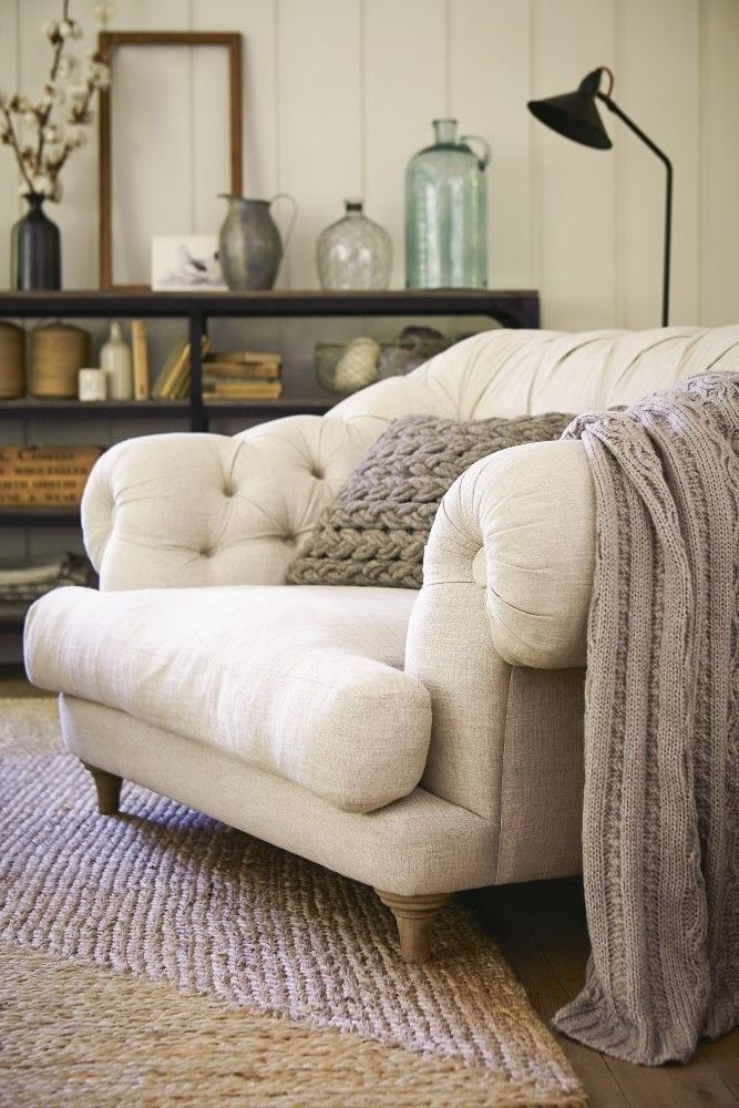 Comfy, Overstuffed Chairs Regarding Large Sofa Chairs (View 7 of 10)