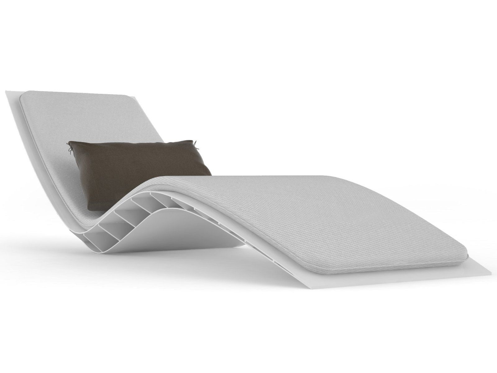 Contemporary Outdoor Chaise Lounge Chairs Intended For 2017 Awesome Modern Chaise Lounge Chair Cushions For Relaxing (View 2 of 15)