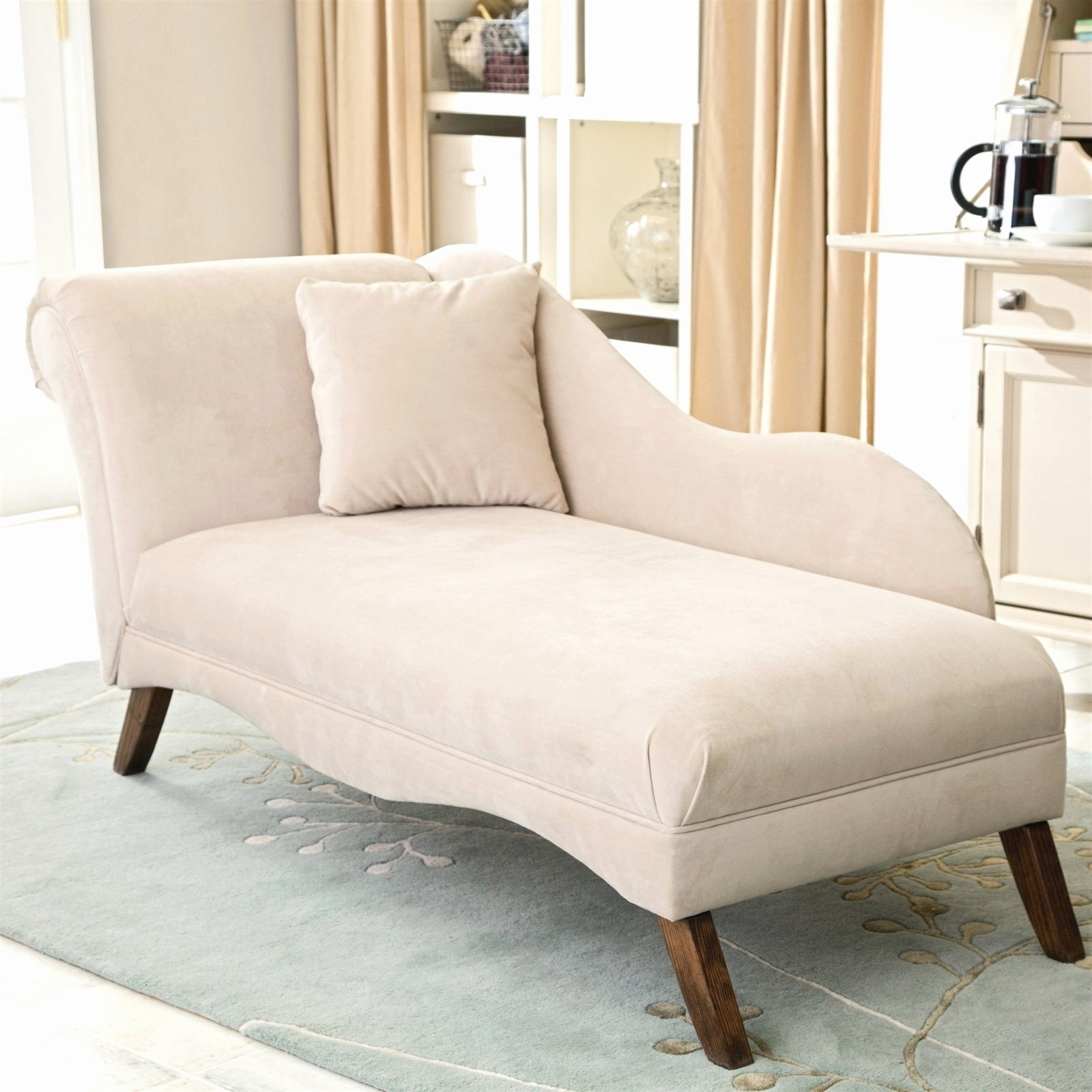 Convertible Chair : Chair Chair And A Half Chaise Lounge Indoor Regarding  Newest Chaise Lounge Slipcovers