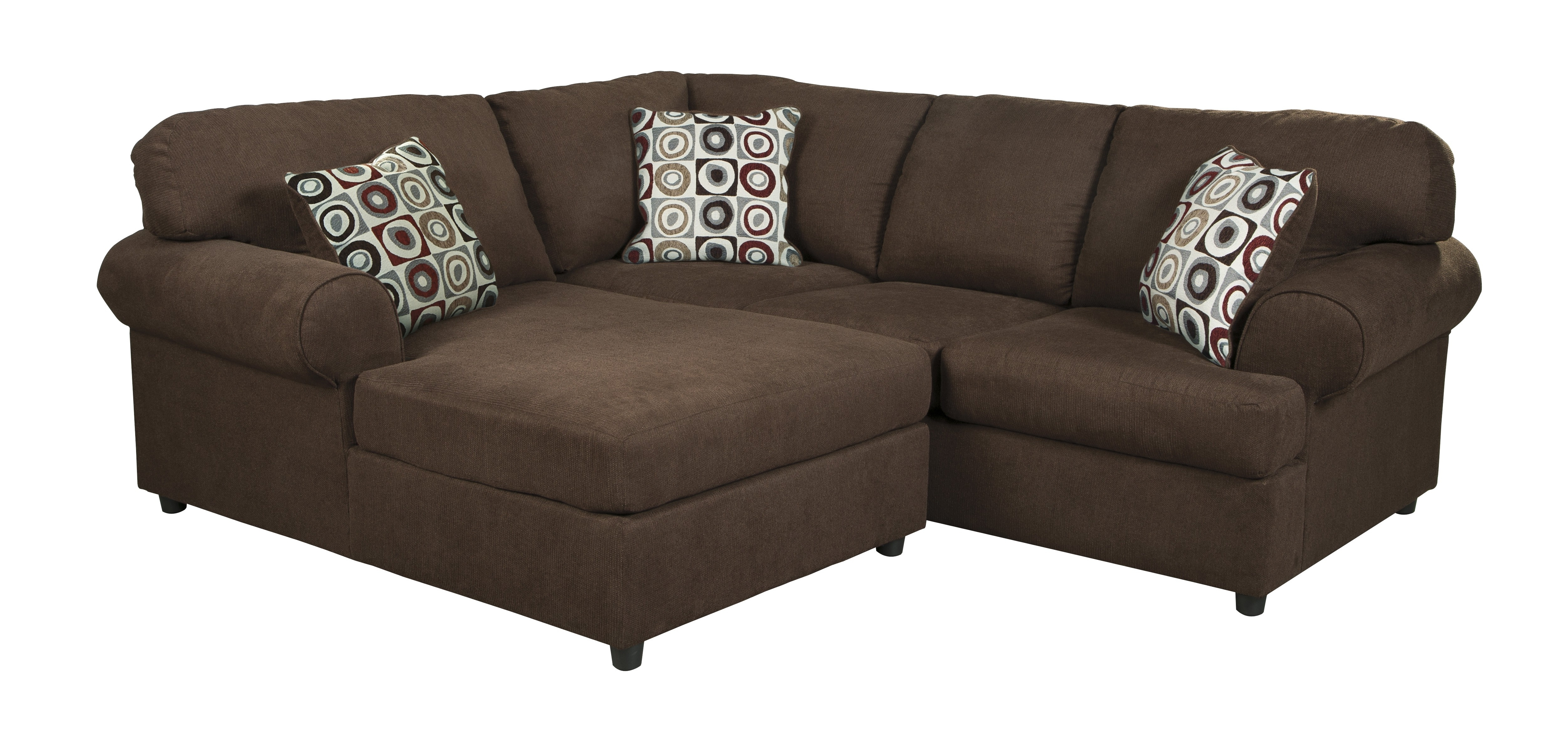 Corner Chaises Pertaining To 2018 Buy Jayceon Java Sectional Raf Corner Chaise And Laf Sofa (View 4 of 15)