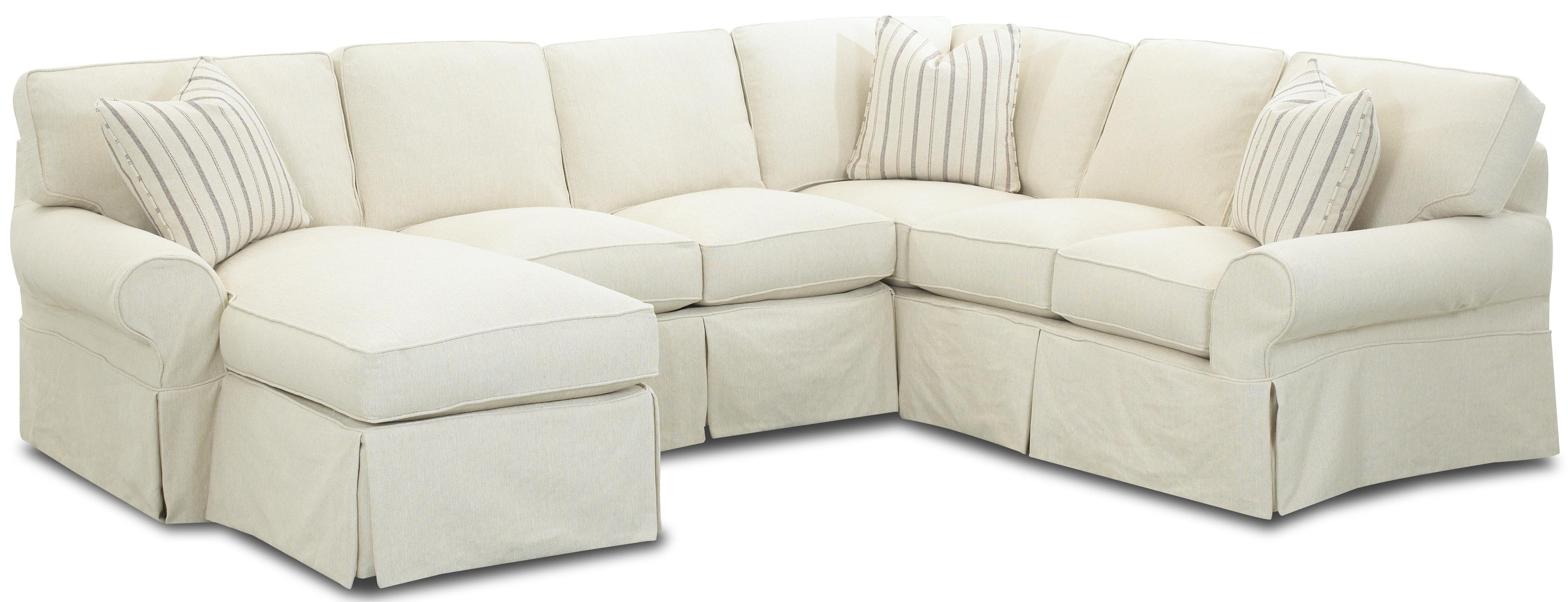 Couch Pertaining To Slipcovered Sofas With Chaise (View 3 of 15)
