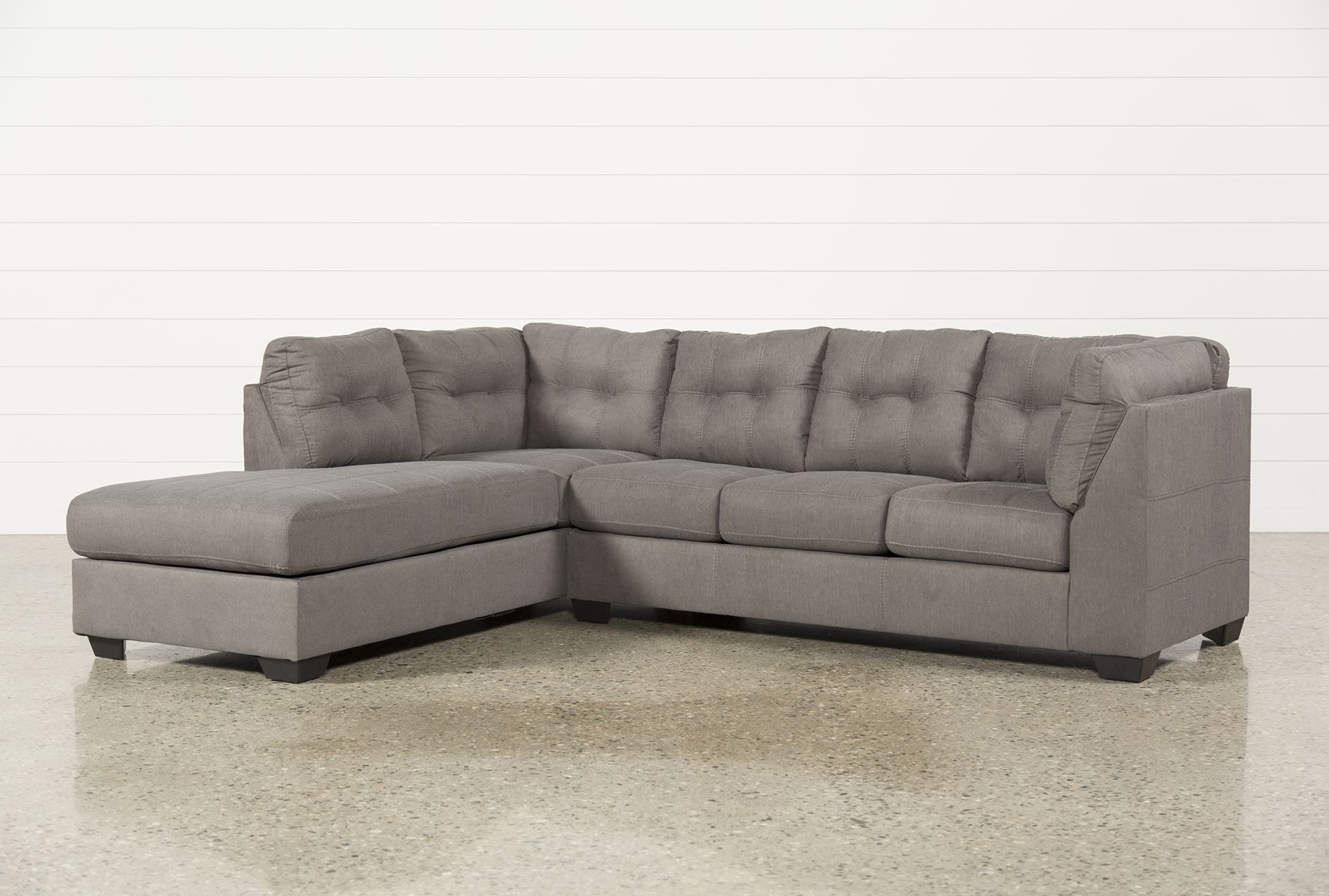 Couches With Chaise Inside Preferred Perfect Grey Sectional Sofa With Chaise 18 On Sofas And Couches (View 6 of 15)