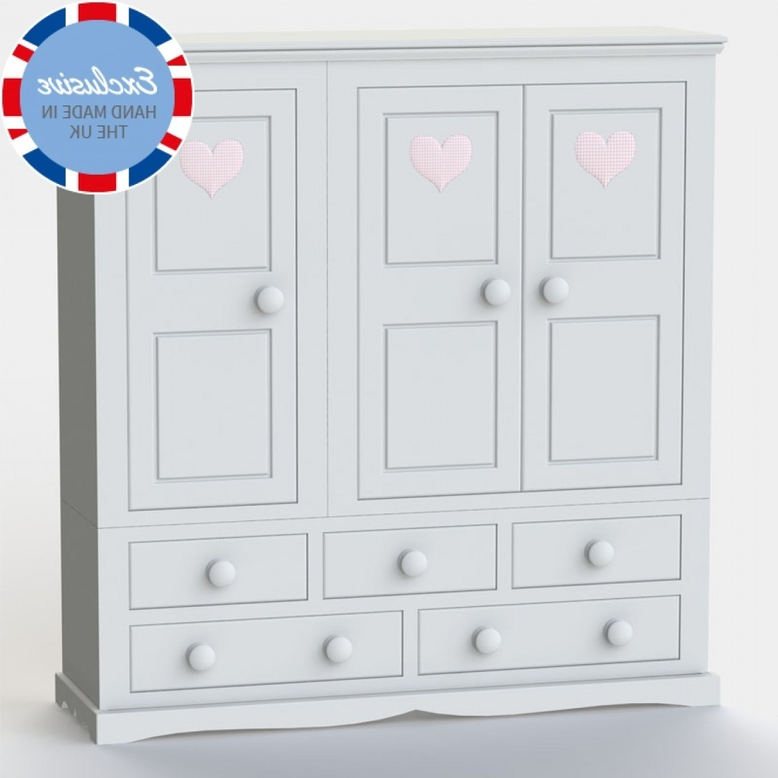 Current Luxury Childrens Wardrobe And Chest Of Drawers – Badotcom Throughout Wardrobes Chest Of Drawers Combination (View 3 of 15)