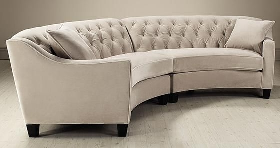 Featured Photo of Rounded Sofas