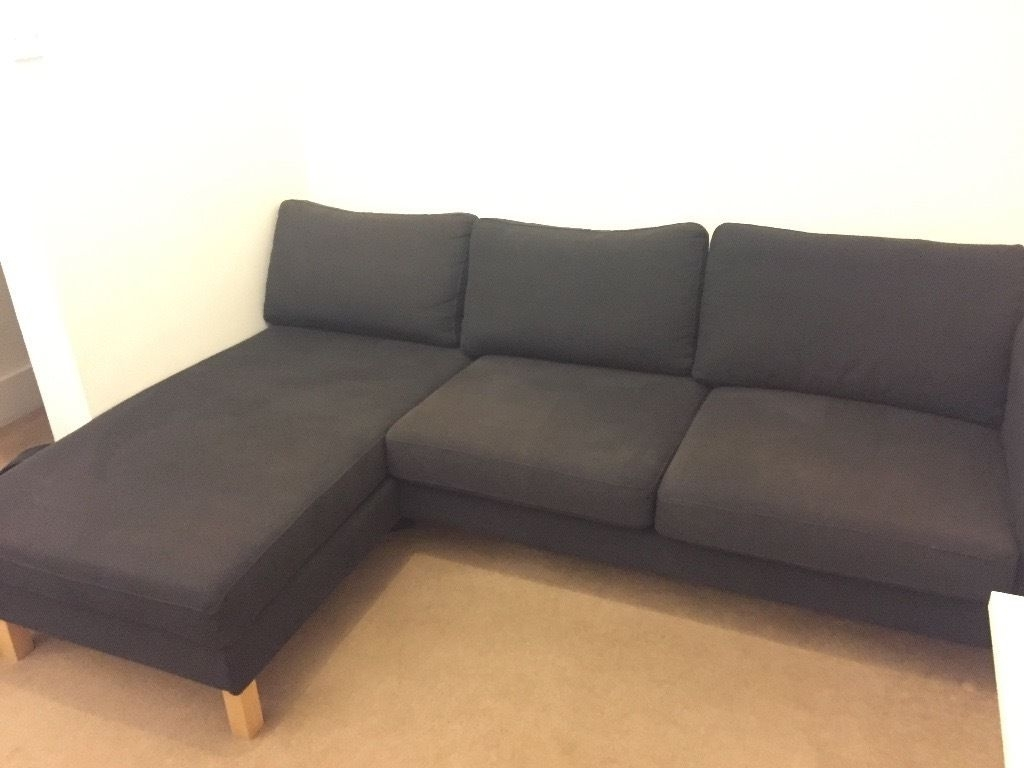 Current Selling The Popular Karlstad Two Seat Sofa And Chaise Longue Regarding Karlstad Chaises (View 5 of 15)
