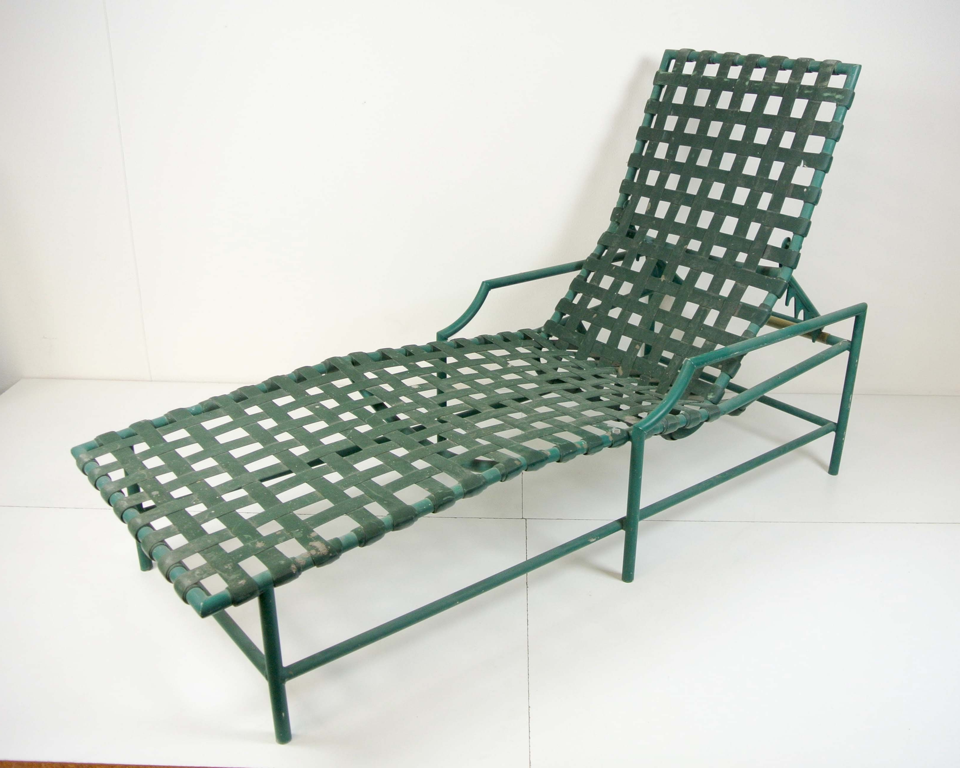 Current Tropitone Chaise (View 13 of 15)