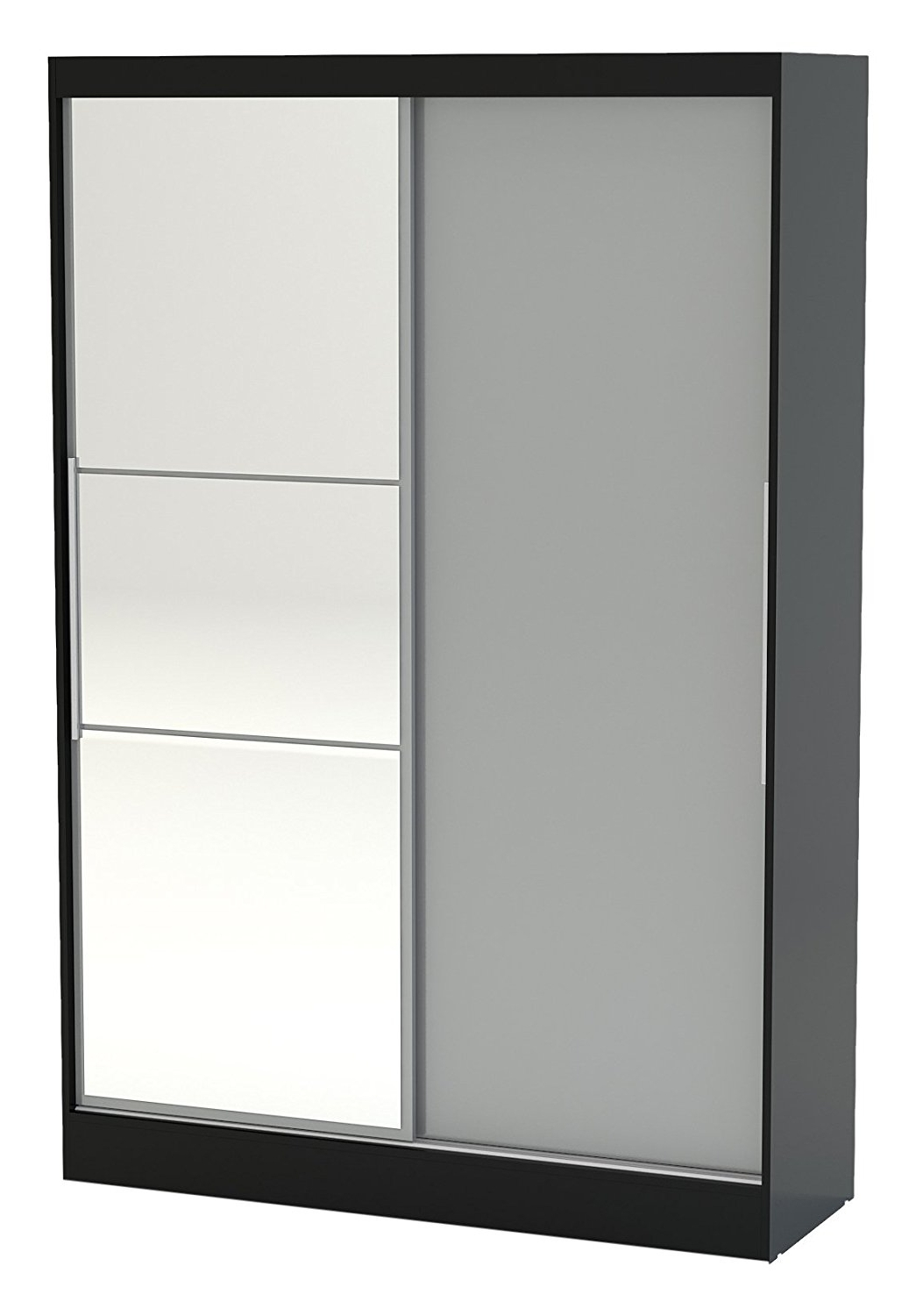 Current White Gloss Mirrored Wardrobes Pertaining To High Gloss Doors Wardrobe White Sliding Wardrobes That Can Make (View 5 of 15)