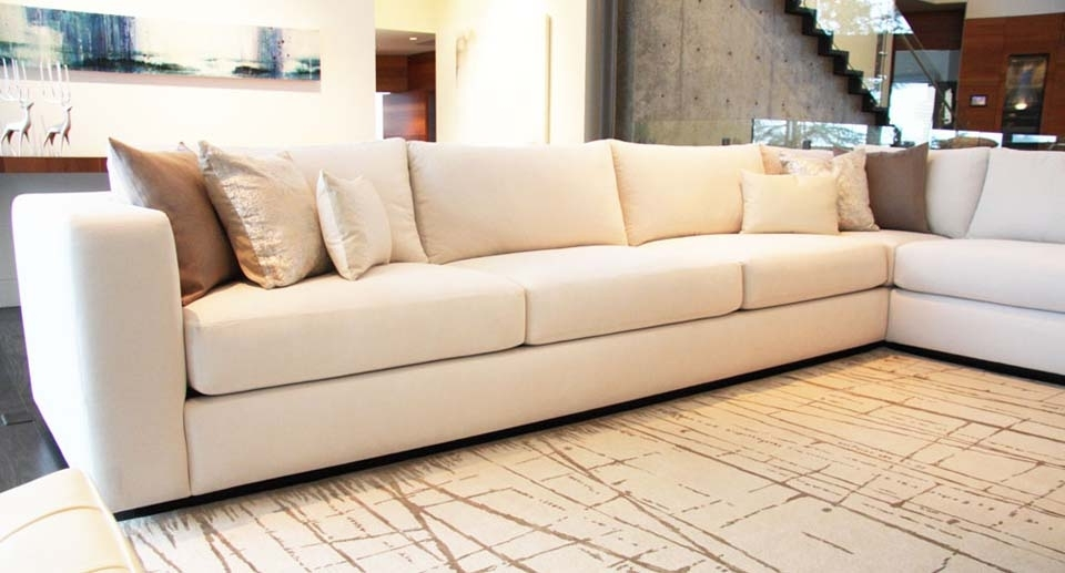 Custom Made Sectional Sofas In Newest Sofa Beds Design: Appealing Contemporary Custom Made Sectional (View 1 of 10)