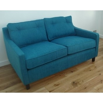 Davy Small 2 Seater Sofa – From Home Of The Sofa Limited Uk Pertaining To Best And Newest Small 2 Seater Sofas (View 5 of 10)