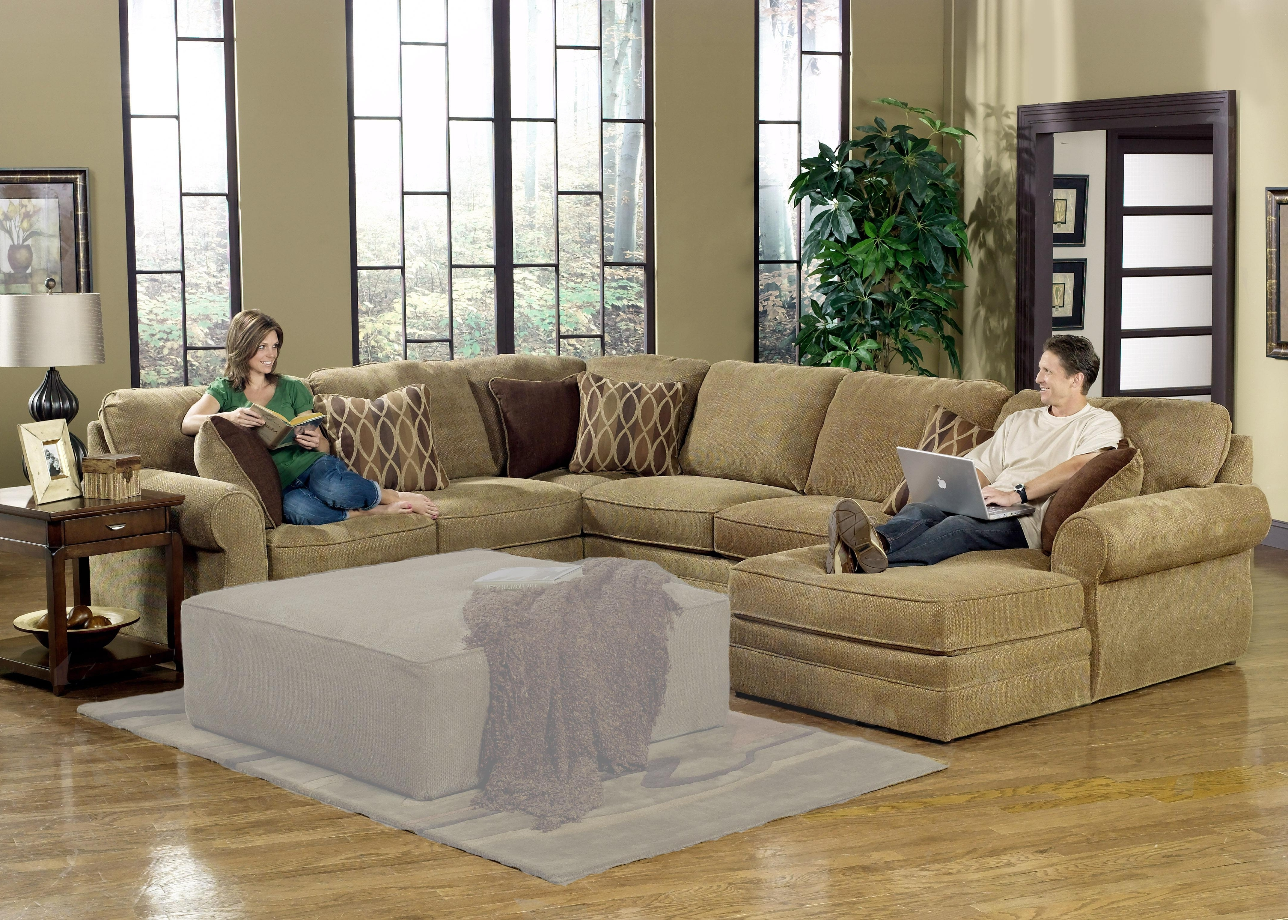 Deep In Deep Sectional Sofas With Chaise (View 14 of 15)
